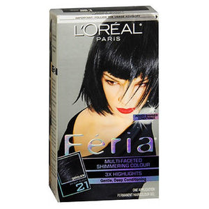 L'Oreal Feria Haircolour Starry Night 1 each by L'oreal (2587993407573)