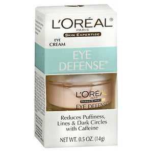 LOreal Dermo-Expertise Eye Defense Gel 0.5 oz by L'oreal (2587502248021)