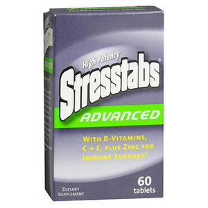 Stresstabs Advanced 60 tabs by Stresstabs