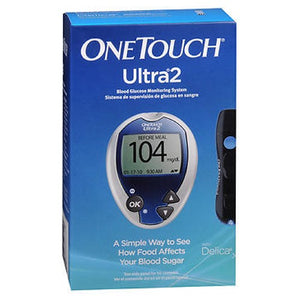Onetouch Ultra 2 Blood Glucose Monitoring System each by Onetouch