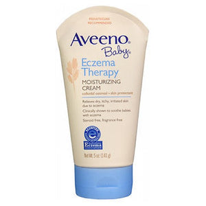 Aveeno Baby Eczema Therapy Moisturizing Cream 5 oz by Aveeno