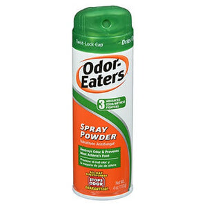 Odor-Eaters Foot And Sneaker Spray Powder 4 oz by Odor-Eaters