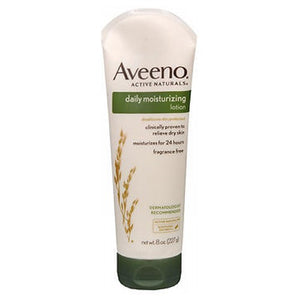 Aveeno Active Naturals Daily Moisturizing Lotion 8 oz by Aveeno (2587514830933)