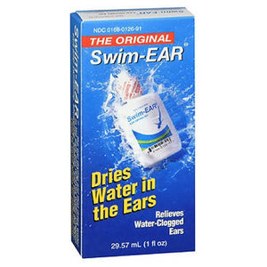 Swim-Ear Clears Trapped Ear-Water Drying Aid 1 oz by Swim-Ear