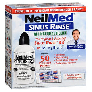 Neilmed Sinus Rinse Kit 1 each by Neilmed