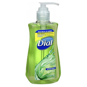 Dial Liquid Soap Pump With Aloe Moisturizers 7.5 oz by Dial