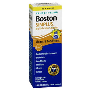 Bausch And Lomb Boston Simplus Multi-Action Solution 3.5 oz by Bausch And Lomb