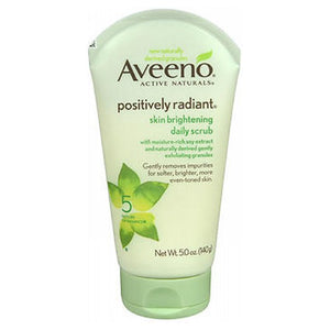 Aveeno Active Naturals Skin Brightening Daily Scrub 5 oz by Aveeno (2588002353237)