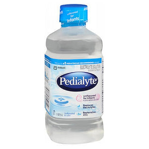 Pedialyte Oral Electrolyte Maintenance Solution Fruit Unflavoured 33.8 oz by Pedialyte (2587516436565)