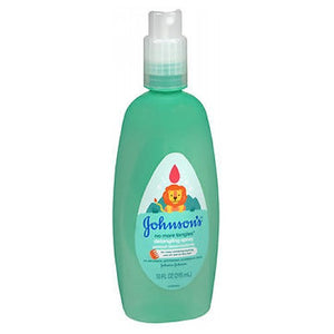 Johnsons No More Tangles Detangling Spray 10 oz by Johnson & Johnson