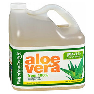 Fruit Of The Earth Aloe Vera Juice 128 oz by Fruit Of The Earth