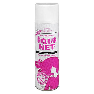 Aqua Net Professional Hair Spray Extra Super Hold Fresh Fragrance 11 oz by Aqua Net