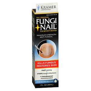 Fungi-Nail Anti-Fungal Penetrating Solution 1 oz by Fungi-Nail