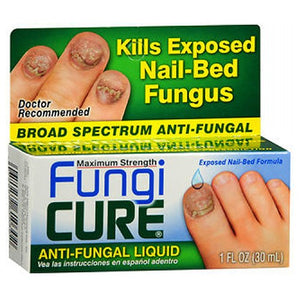 Fungicure Anti-Fungal Liquid 1 oz by Fungicure (2587528691797)
