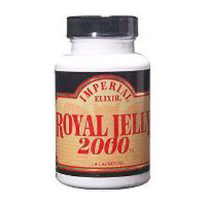 Royal Jelly 30 Caps by Imperial Elixir / Ginseng Company (2583990075477)