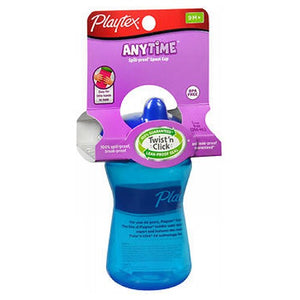 Playtex Baby Lil' Gripper Twist 'n Click Spout Cup stage 3, 9 oz by Playtex