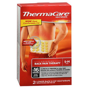 Thermacare Lower Back And Hip 2 each by Thermacare (2587539144789)