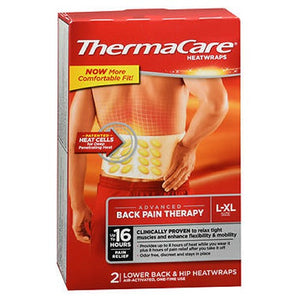 Thermacare Lower Back & Hip Large XL 2 each by Advil (2587539538005)