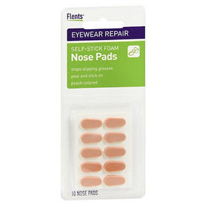 Flents Pink Nose Pads For Eyeglasses 10 each by Apothecary Products (2587544485973)