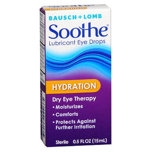 Bausch & Lomb Soothe Lubricant Eye Drops Hydration 0.5 oz by Bausch And Lomb
