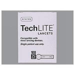 Lancet Techlite Gauge 100 each by Lancet (2587545960533)
