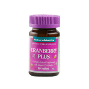 Cranberry Plus 90 Tabs by Futurebiotics (2588676358229)