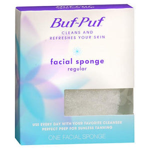 Buf-Puf Facial Sponge Regular 1 each by Buf-Puf (2587560345685)