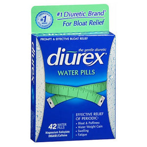 Diurex Original Formula Water Pills 42 each by Diurex (2587566604373)