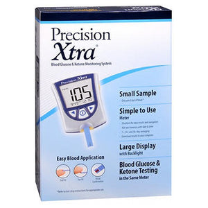 Precision Xtra Advanced Diabetes Management System 1 each by Precision Xtra (2588068315221)