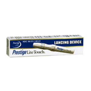Gentle Draw Lancing Device Prestige 1 each by Truedraw
