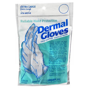 Dermal Glove For Men Extra Large each by George Glove Company