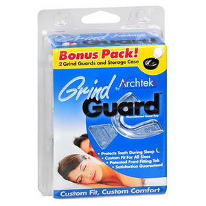 Archtek Grind Guard - Relieves Symptoms Associated With Teeth Grinding 2 each by Archtek (2587571880021)
