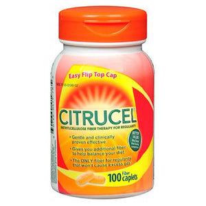 Citrucel With Smartfiber Caplets 100 ct by Citrucel