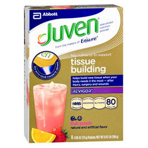 Juven Specialized Nutrition Powder Fruit Punch 8 X 24 gm by Juven