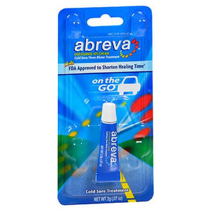 Abreva Cold Sore/Fever Blister Treatment 2 gms by Abreva