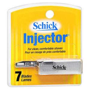 Schick Injector Blades 7 each by Schick