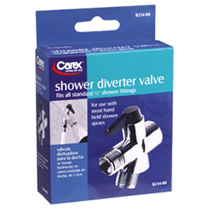 Carex Shower Diverter Valve 1 each by Carex