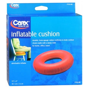 Carex Inflatable Ring Cushion Rubber 1 each by Carex (2588077523029)