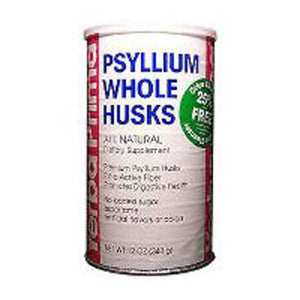 Psyllium Whole Husks 12 Oz by Yerba Prima