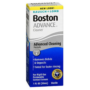 Bausch & Lomb Boston Advance Contact Lens Cleaner 1 oz by Bausch And Lomb (2587579482197)