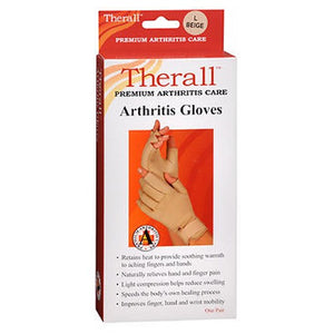 Therall Premium Arthritis Gloves Large Size 1 each by Therall