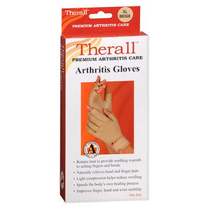 Therall Arthritis Gloves X-Large 1 each by Therall