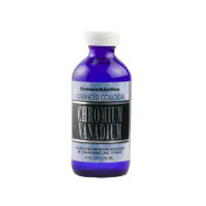 Advanced Colloidal Chromium Vanadium 4 Oz by Futurebiotics (2588789735509)