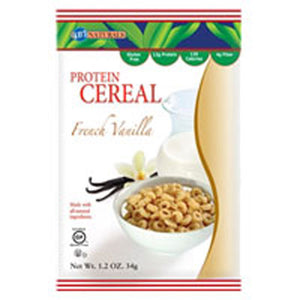 Protein Cereal French Vanilla 1 oz(case of 6) by Kay's Naturals (2587612282965)