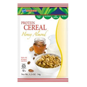 Protein Cereal Honey Almond 1 oz(case of 6) by Kay's Naturals