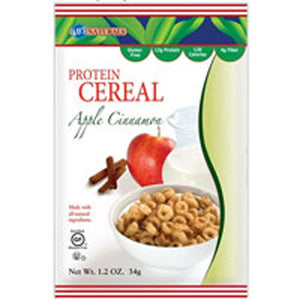 Better Balance Protein Cereal Apple Cinnamon 1 oz(case of 6) by Kay's Naturals