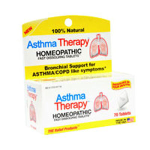 Asthma Therapy 70 tabs by TRP Company (2587626963029)