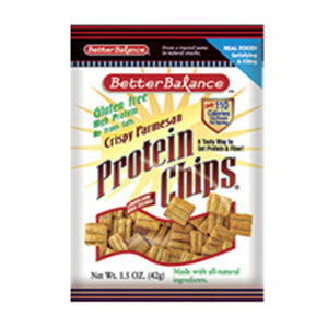 Protein Chips Crispy Parmesan 1.2 oz(case of 6) by Kay's Naturals