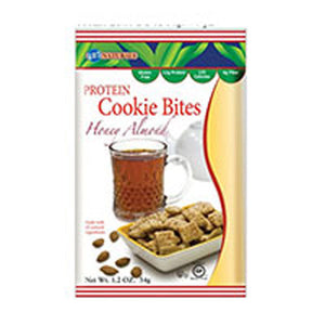 Protrein Cookie Bites Honey Almond 1.2 oz(case of 6) by Kay's Naturals