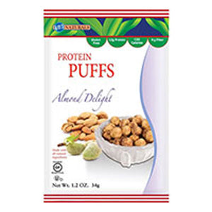 Protein Puffs Almond Delight 1.2 oz(case of 6) by Kay's Naturals